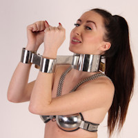 Sophia Smith on MetalBondage.com