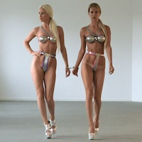 Super models in chastity