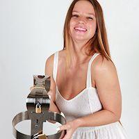 Jessica – heavy steel belt test
