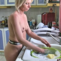 Lena King – housekeeper