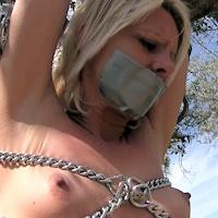 Lena King – bondage slave