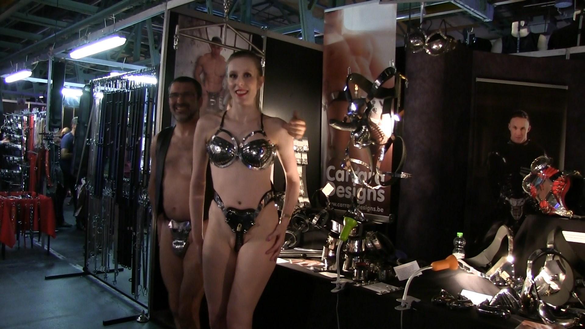 BoundCon: Cobie visits Carrara