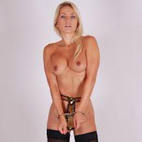 Jenni C – handcuff challenge