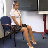 Jenni C – school girl