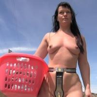 Yvette Costeau – laundry