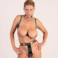 Katerina Hartlova belted!