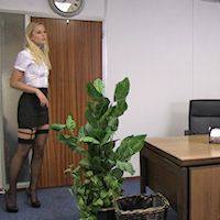 Sophie - tall secretary