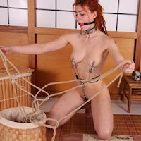 Muriel – rope tasks