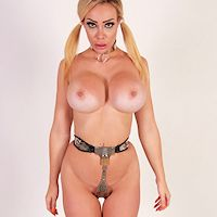 Chessie Kay – chastity doll
