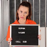 Sophia Smith - chastity prison