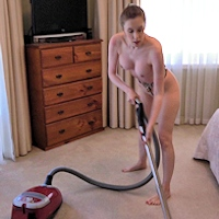 Cobie - bedroom cleaning