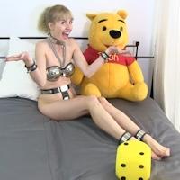 Polina – bed challenge