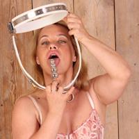 Olga plugged