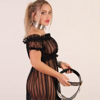 Aubrey - Casting shoot