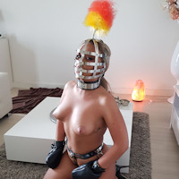 Aubrey - Chastity Cleaning Maid