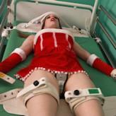 GirlAsylum.com – Santa girl Cobie