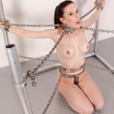 Cobie on MetalBondage.com