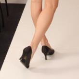 Yvette – catwalk practise