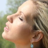 An outdoors photo shoot with Jenni C