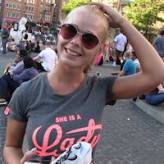 Darina – Amsterdam!!