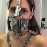 Britney – four hours in a Carrara mask